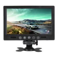 """LCD color monitor TFT 9"""", 800x480 pix., zobrazení CCTV"""