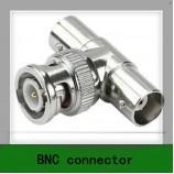 BNC T spojka  BNC Male to 2 BNC Female