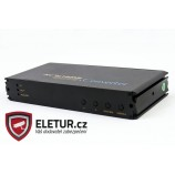 Prevodník AV to HDMI & VGA UTP31-AV-HDMI