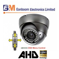 """1/3"""" SONY AHD-DVJ30-291-O, farebná dome vonkajšia kamera, vari 2,8-12mm, 2 MPx FULL HD, IMX322, IR LED 30m, OSD DOPREDAJ"""