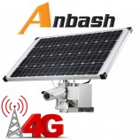 2MPx solárne 4G LTE kamera Anbash NC336FG SOLAR, Audio, Alarm, P2P, IR20m