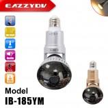 PTZ IP kamera skrytá v žiarovke IB-185YM, 720p
