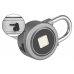 iLock - biometrický visací zámek s Bluetooth a čtečkou otisků prstů, IP65