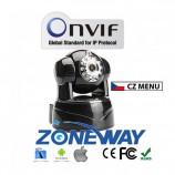 Vnitřní IP kamera ZONEWAY NC620 -Použitá-