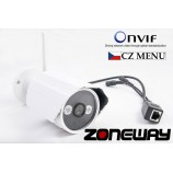 Venkovní IP kamera ZONEWAY NC628MW-P SLEVA!!