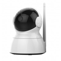 2MPx bezdrôtová IP kamera Zoneway NC824GBU, PTZ, IR10M, SD, audio, Onvif