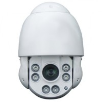 iSeetec IP 2MPx Sony, 10x ZOOM, speed dome PTZ, IR LED 70m, venkovní, kovová, P2P (INP6C10XC20) - POUŽITÁ -