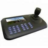 SDK95 ovládacie 3D pult pre PTZ kamery, LED display, klávesnica, kontrolér Onvif 2.4