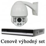 IP kamerový set ZW NVR 6004SL + iSeetec IP 2MPx, 10x ZOOM, 2Mpx