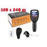 ELETUR termokamera E-04 termokamera 320x240px, rozsah -20°C až +300°C NOVINKA