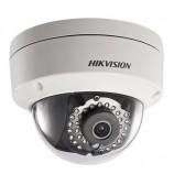 DS-2CD2132F-I/28 - 3MPix IP venkovní antivandal DOME kamera, ICR IR obj. 2,8mm