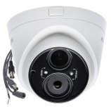 DS-2CE56D5T-VFIT3 - 2MPix venkovní DOME kamera TurboHD; ICR + IR + obj. 2,8-12mm